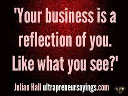 biz reflection