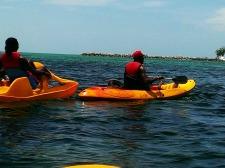 cruise paddle boat pic 7.9.14
