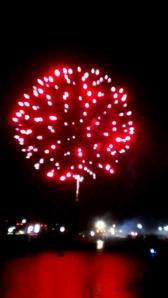 Nassau Ind Day fireworks 7.9.14