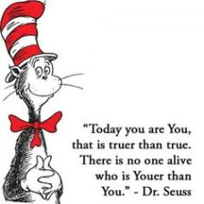 Dr Seuss be you 12.7.14